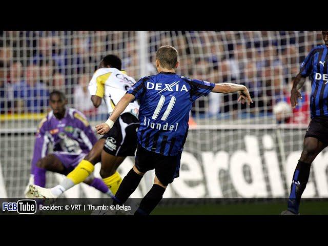 2007-2008 - Jupiler Pro League - 06. Club Brugge - Sporting Lokeren 1-1