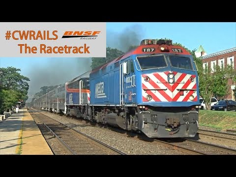 CW Rails: BNSF Railway's Racetrack (Episode 1)