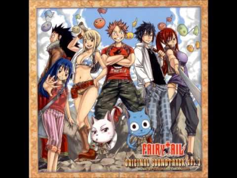 08   Gunyuu Aiutsu   Fairy Tail Original Soundtrack vol  3