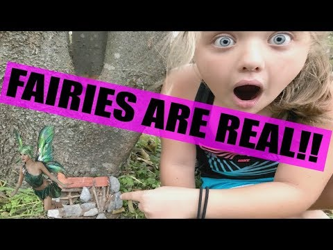 WE FOUND A REAL FAIRY HOUSE! + How to Make Fairy Food Recipe