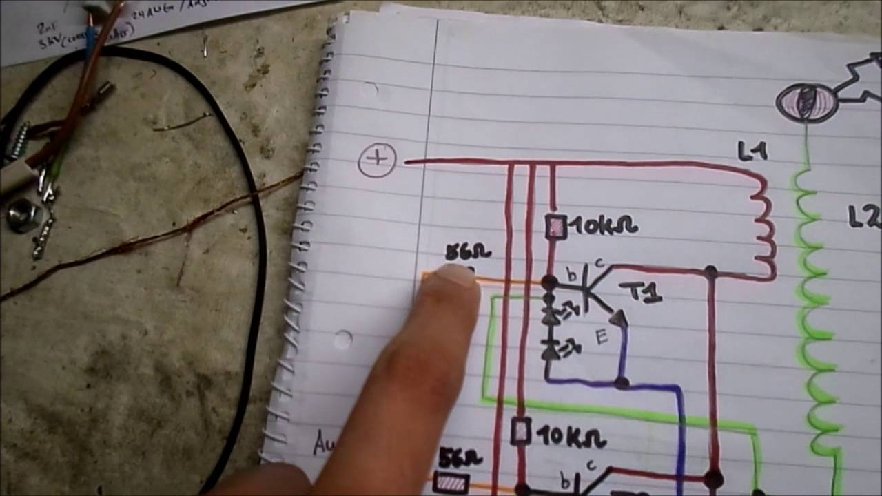 how to build a audio modulated slayer exciter circuit circuit diagram simple simple mobile charger circuit diagram #7