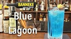 Blue Lagoon - Vodka Cocktail selber mixen - Schüttelschule by Banneke