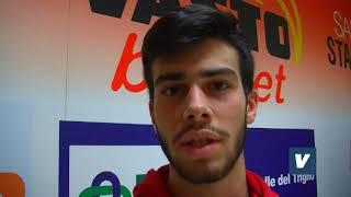 """Vasto Basket, Andrea Marino: """"Pronti per il Porto San Giorgio"""""""