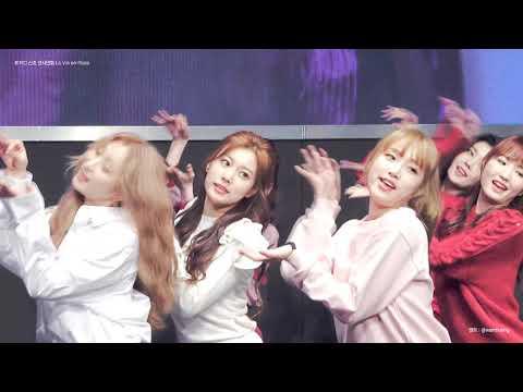 181110 신촌 팬사인회 아이즈원(IZONE) – 라비앙로즈(La Vie en Rose) 강혜원(Kanghyewon) 직캠
