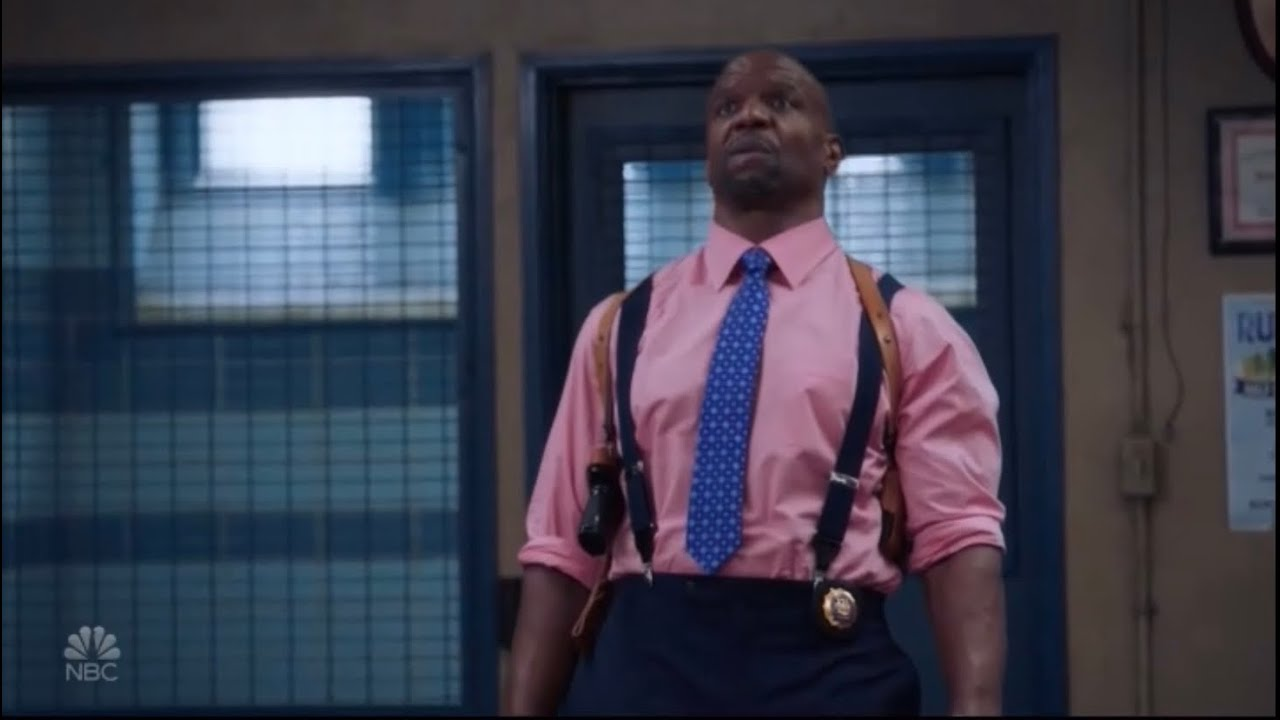 Download Charles Knocks-Out Terry | Brooklyn 99 Season 8 Episode 6