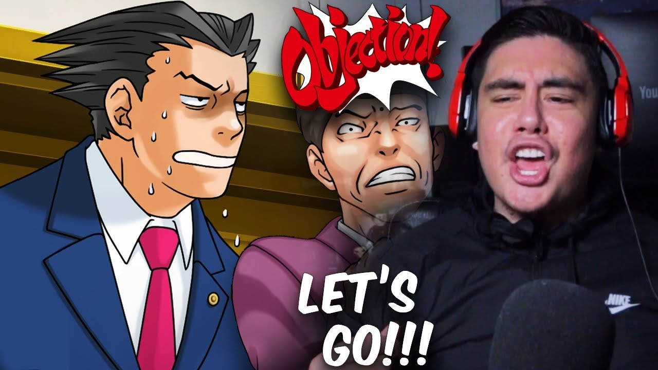 I'M A JAPANESE LAWYER & IT'S THE MOST FUN I'VE EVER HAD | Phoenix Wright: Ace Att