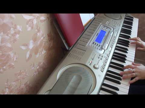 пятница весна ноты для фортепиано