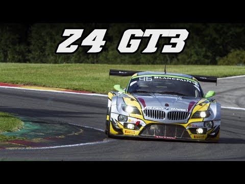 BMW E89 Z4 GT3 Tribute - Best clips from the past 7 years