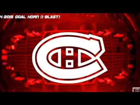 All NHL Goal Horns (2014-15)