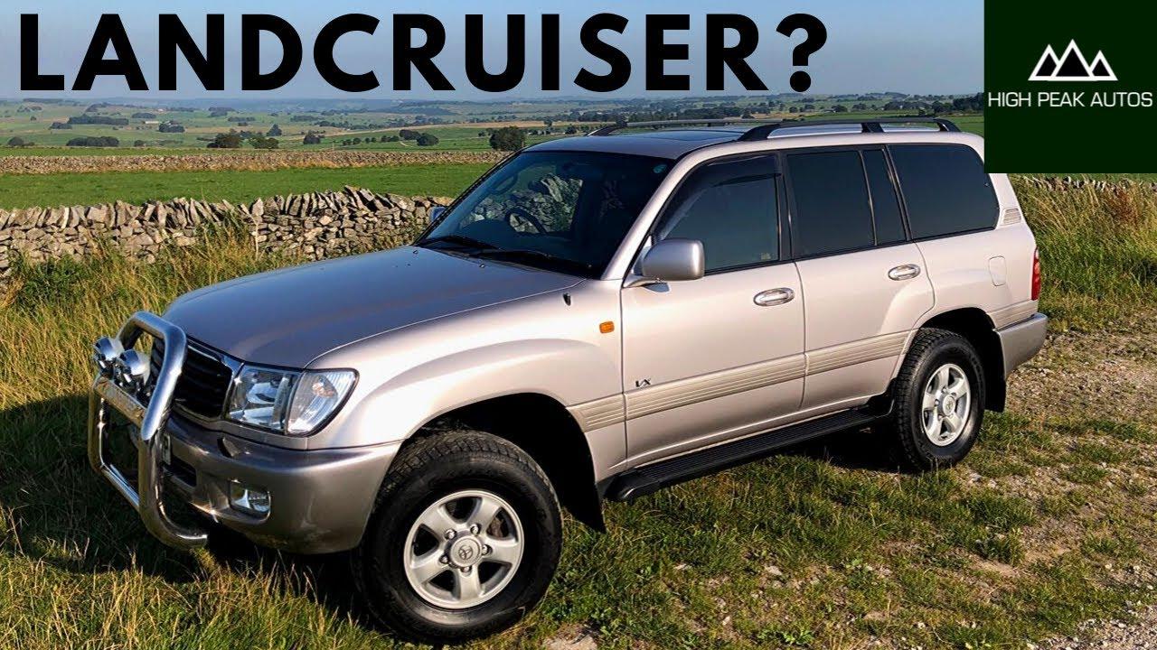 Kelebihan Toyota Land Cruiser 100 Review