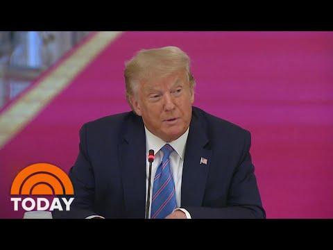 Trump Pressures Schools To Reopen Despite Coronavirus Surge | TODAY