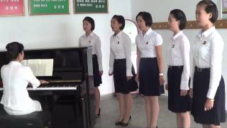 Pyongyang Kumsong Middle School No.1 - Only One Wish / 단 하나의 소원
