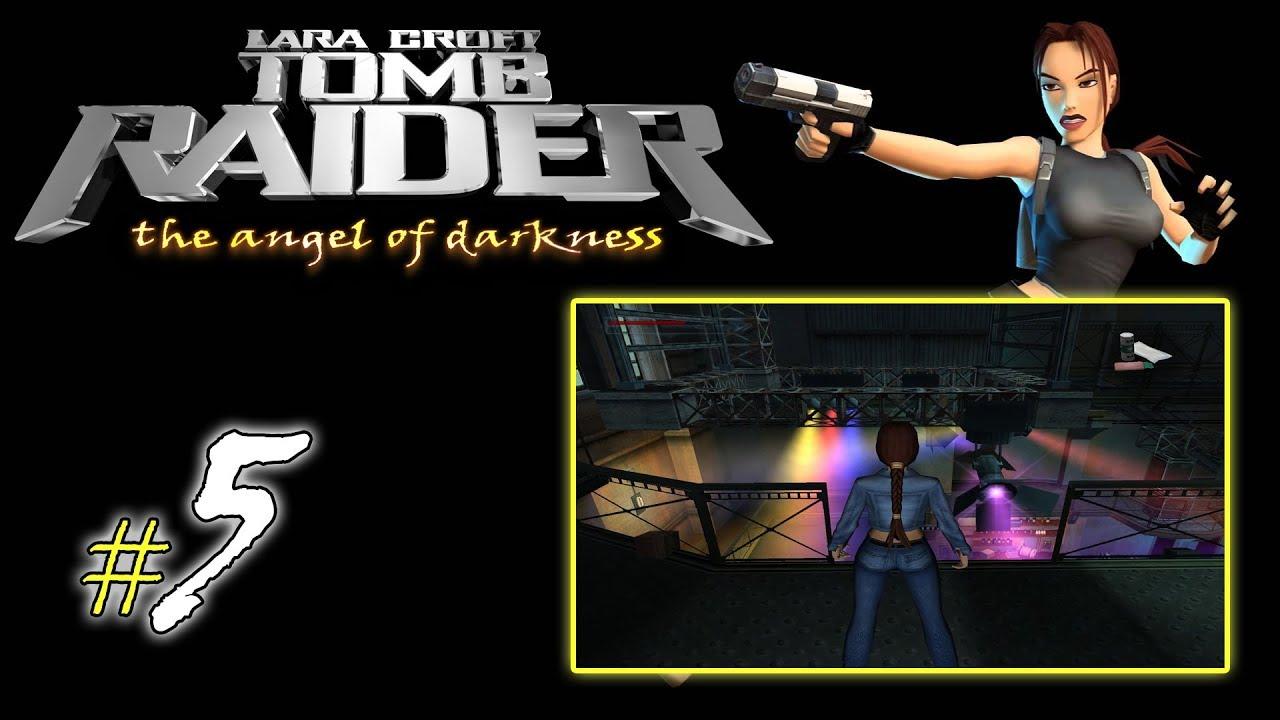 """Let's Play: Tomb Raider VI: AoD odc. 5 – """"Lara na dyskotece"""""""