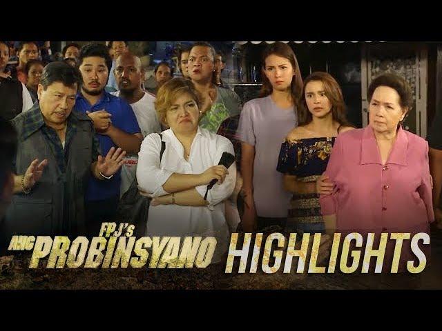 Lola Flora leaves their house   FPJ's Ang Probinsyano