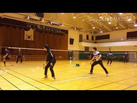 새해민턴 - A조 & 코치님들(1)