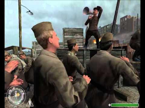 Кал оф дьюти сталинград скачать