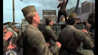 Прохождение Call of Duty. Ур.15 - Сталинград