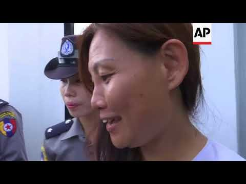 Foreign journalists sentenced in Myanmar face additional charge Mp3
