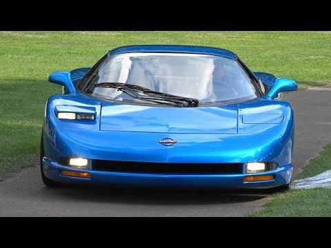 Corvette CERV III: