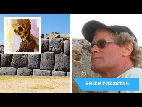 """BRIEN FOERSTER: Megaliths, Humanoids & 7 Reasons to Attend the """"Elongated Skulls Tour"""""""