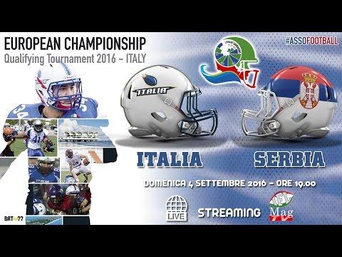 Italy vs Serbia