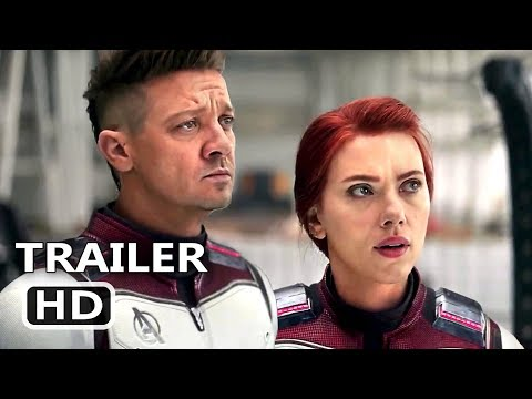 "AVENGERS 4 ENDGAME ""All Together"" Trailer (NEW 2019) Marvel Movie HD thumbnail"