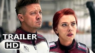 "AVENGERS 4 ENDGAME ""All Together"" Trailer (NEW 2019) Marvel Movie HD"