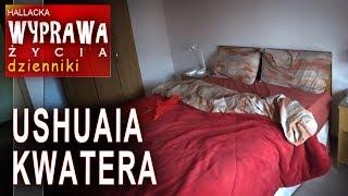 Kwatera w Ushuaia - najlepsza jaką do tej pory miałem na wyprawie :)