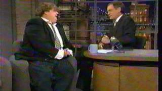 Chris Farley on Letterman 1 of 2.avi