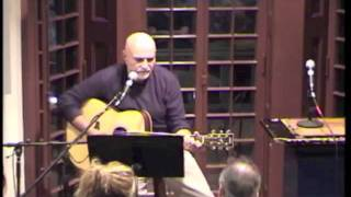 "John Giannotti performs and discusses ""Bob Dylan"