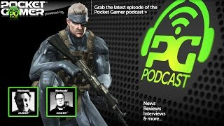 PG Podcast 328: Lara Croft GO, Metal Gear, Calvino Noir, Mazecraft, and more