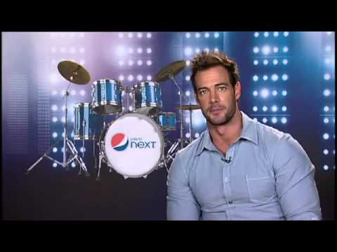 Latin Superstar William Levy (@willylevy29) New Face for Pepsi Next
