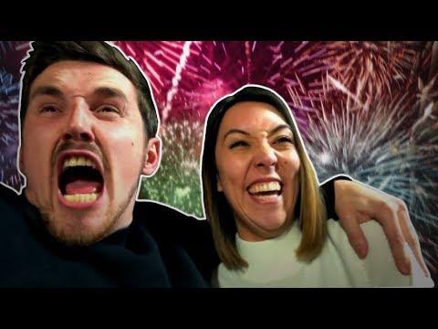 THE CRAZIE$T FIREWORK$ IN MACAU! Illegal in UK