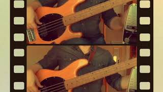 Bass Lesson #2 - Right Hand Exercise