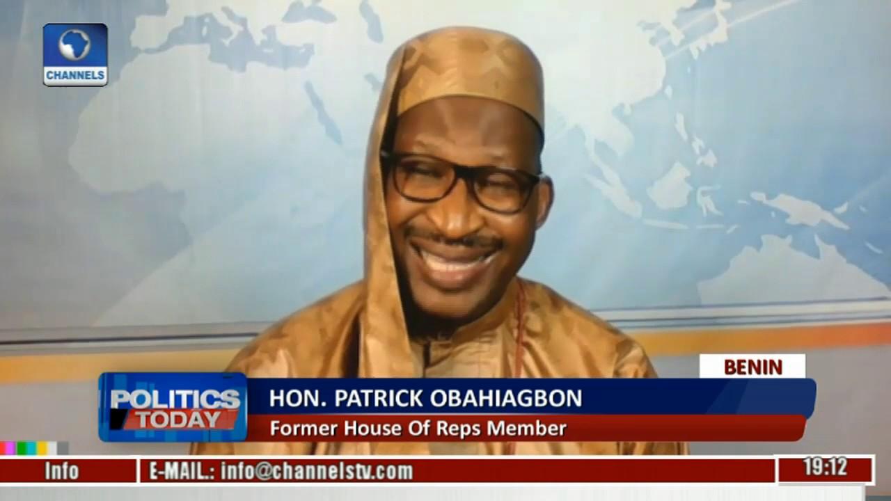 Download Politics Today: Patrick Obahiagbon Speaks On Passage Of PIGB