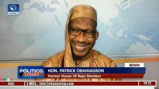 Politics Today Patrick Obahiagbon Speaks On Passage Of PIGB