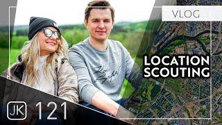 Szukamy lokacji do reklamy / LOCATION SCOUTING | Jakub Klawikowski VLOG #121