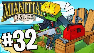 Every Minecraft Player NEEDS THIS! - (Mianitian Isles) Episode 32