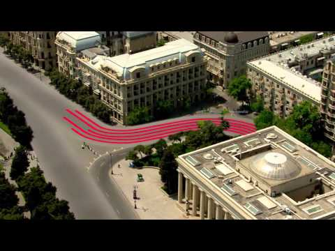 A First Look At Baku City Circuit | F1 2016