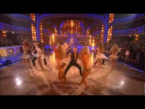 Professional Latin Showdance - DWTS Season 15