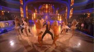 Professional Latin Showdance - DWTS Season 15