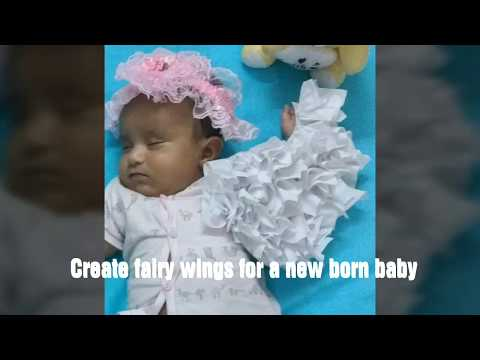 DIY Angel wings,baby photoshoot prop,paper craft wing,angel baby photoshoot with fairy wings,#dyi