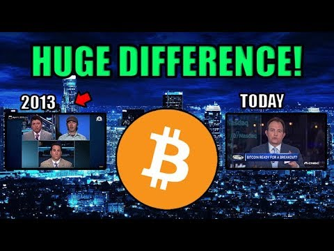 The Best CNBC Video I Have Ever Seen For Bitcoin Education! Compared It To CNBC In 2013.