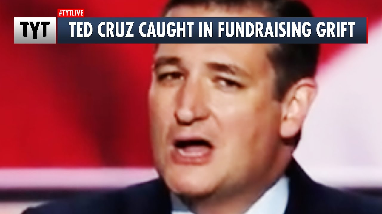 Ted Cruz Caught Skimming From Money Meant For Georgia Special Election