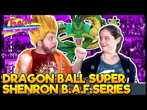 Dragon Ball Super Dragon Stars Action Figures Series 1 & 2 w/ BAF Shenron Unboxing!