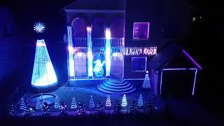 Christmas Lights 2018/2019, Ukraine