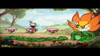Cuphead World 1 (PERFECT) - Cagney Carnation in  Floral Fury (GRADE A+) [REGULAR]