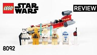 레고 스타워즈 8092 루크의 랜드스피더(LEGO St…