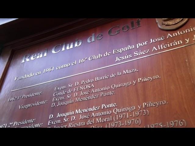 Teaser 1ª jornada Santander Golf Tour La Coruña