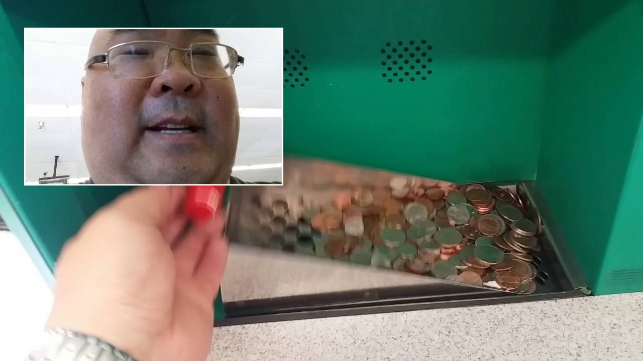 How To Change Loose Coins Into Dollars